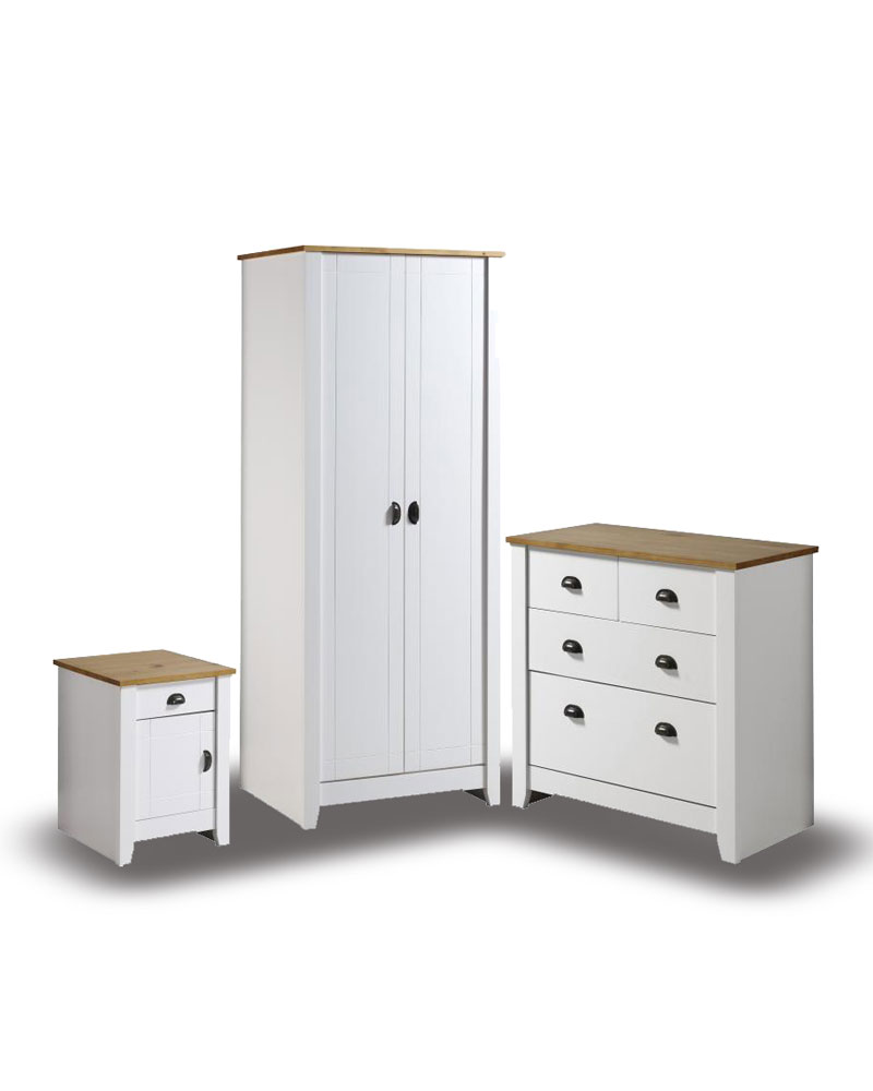 London White Bedroom Furniture.