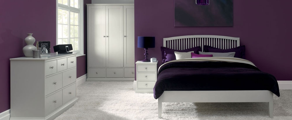 Bentley Designs Ashenby Cotton Bedroom Furniture. £85-£965.
