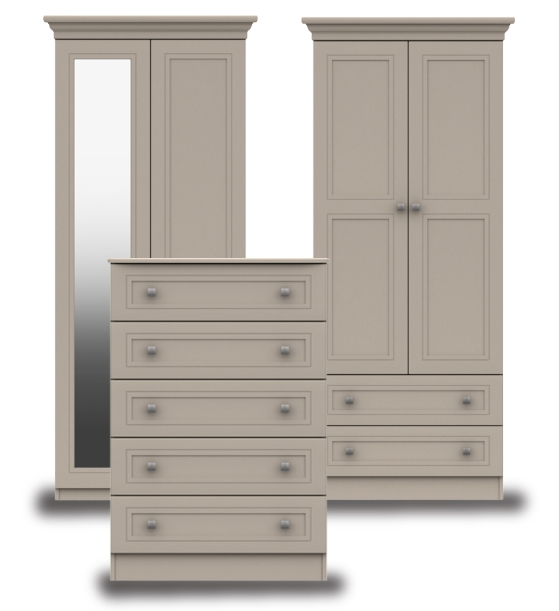 Cambridge Clay Bedroom Furniture. From £139.