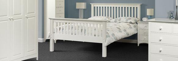 Cammy white shaker bedroom furniture 89 549 bedroom furniture for White shaker bedroom furniture