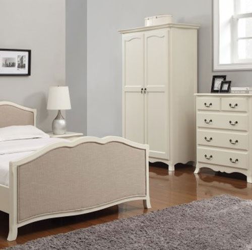 Chantelle Bedroom Furniture.£139-£569.