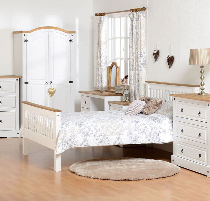 Corona White Bedroom Furniture Bedroom Furniture