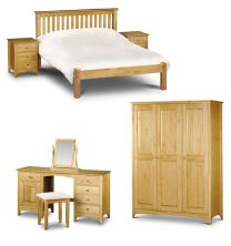 Kenny Pine Shaker Bedroom Furniture.£99-£449.