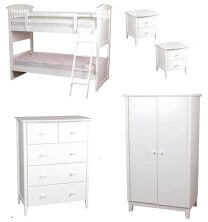 Kipling White Bedroom Furniture.£75-£499.