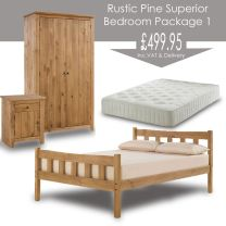 Cheap Bedroom Furniture Packages - Bedford Bedroom Furniture