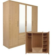 Manhattan Bedroom Furniture.£45-£329.