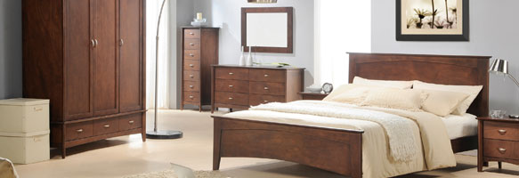 Minuet Bedroom Furniture.£65-£525.