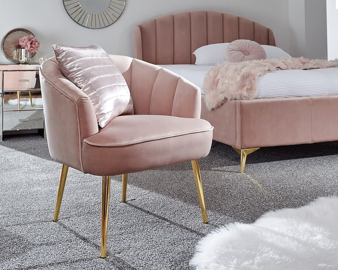 Occasional Bedroom Chairs. From £149.