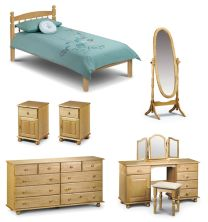 Pickwick Pine Bedroom Furniture.£79-£349.