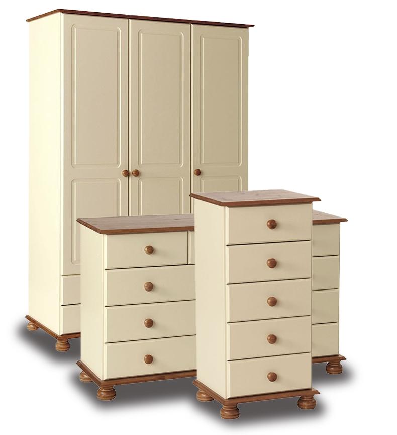 Richmond Cream Bedroom Furniture.