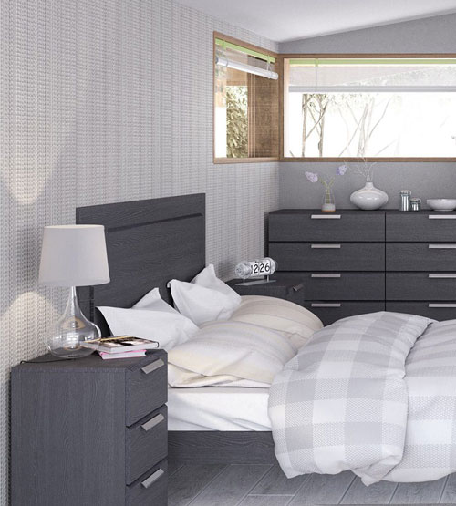 Excellent Waterfall Graphite Bedroom Furniture 99 379 Download Free Architecture Designs Ferenbritishbridgeorg