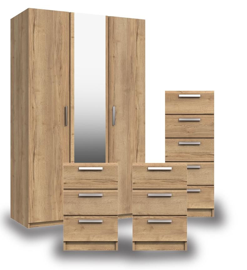 Waterford Oak Bedroom Furniture