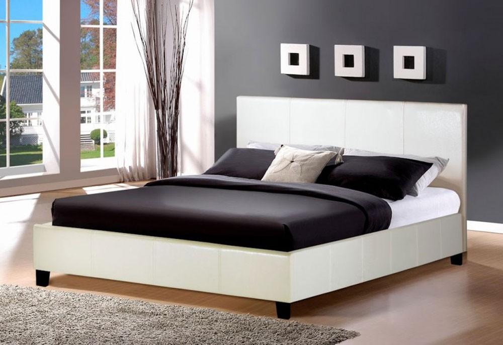 three quarter bed