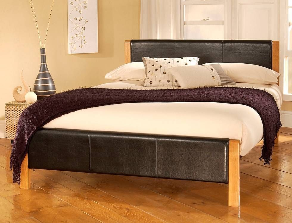 Mira Double Bed Frame