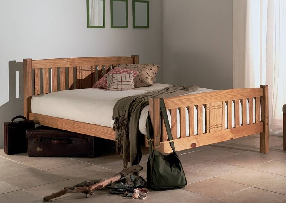 Sena Three Quarter Bed Frame