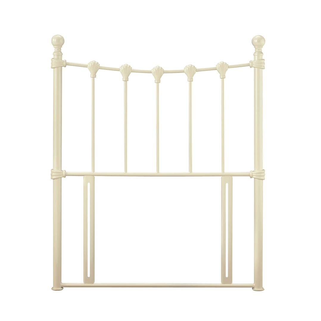 Marseilles Ivory Single Headboard
