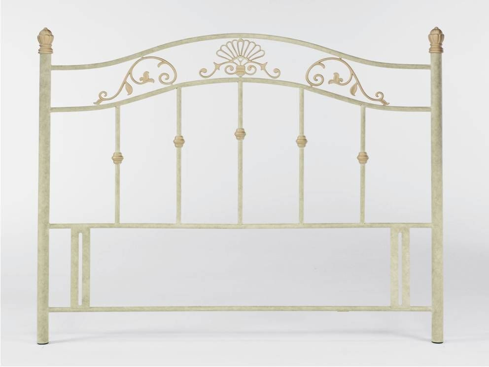 Bentley Designs Angelica Fossilstone Single Headboard