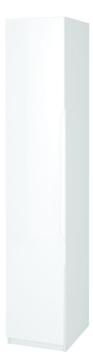 Alpine White Gloss Super Size Single Robe