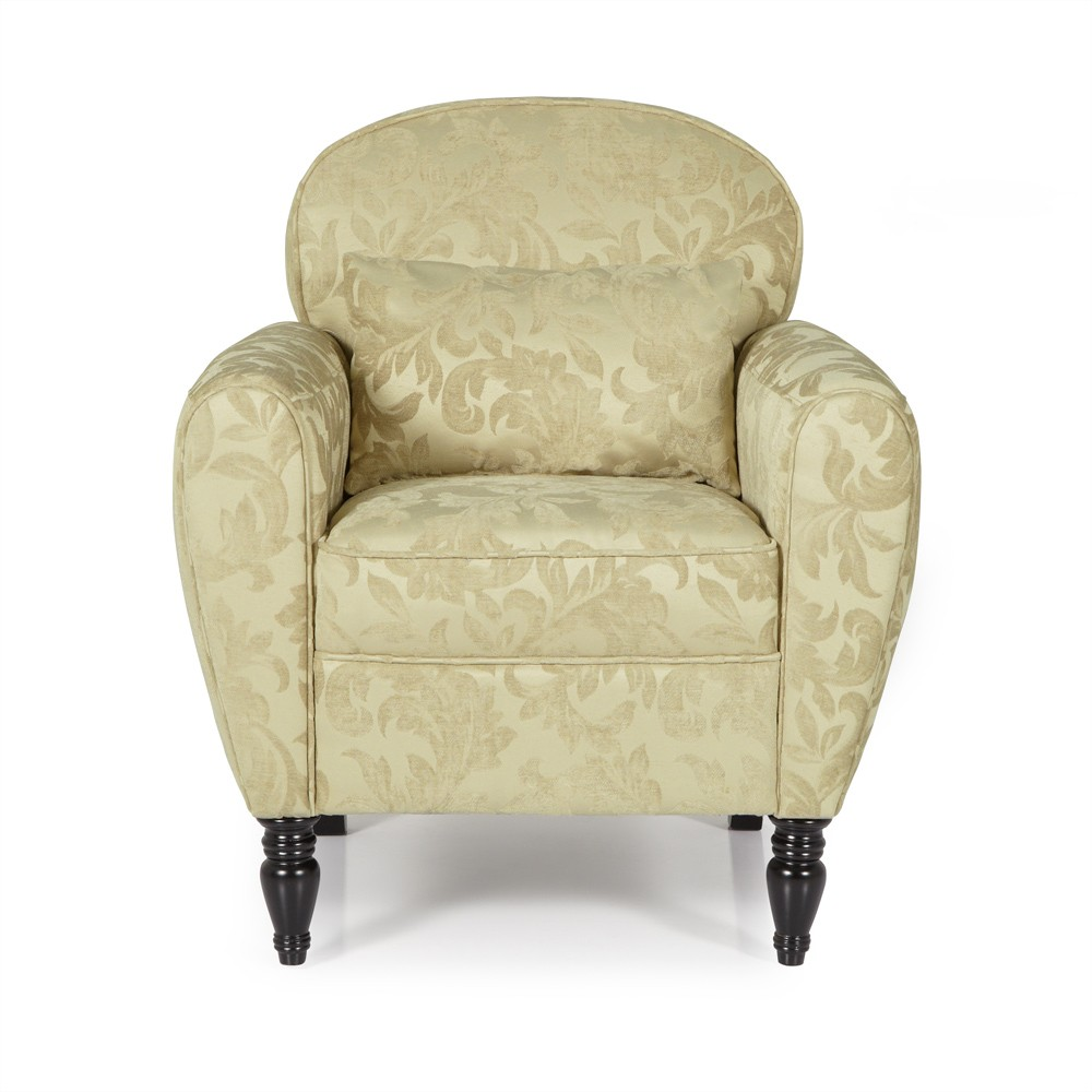 Oatmeal Arden Occasional Chair