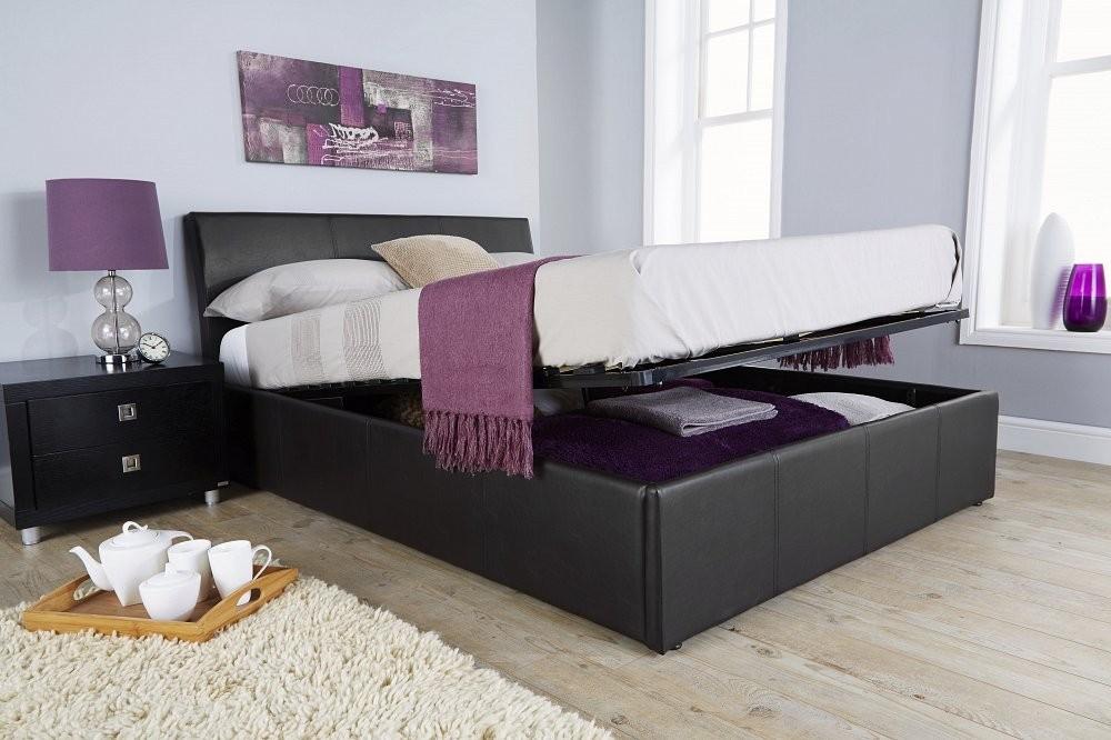 Aston Ottoman Bed Frame
