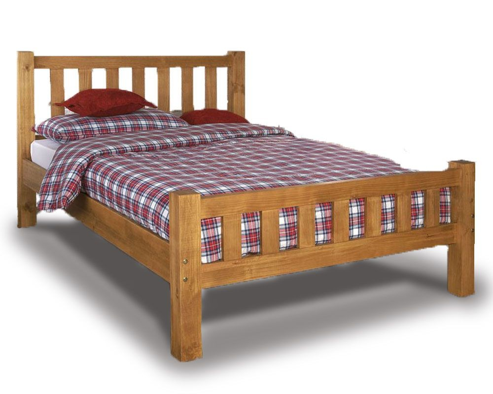 Astral Sturdy Double Bed Frame