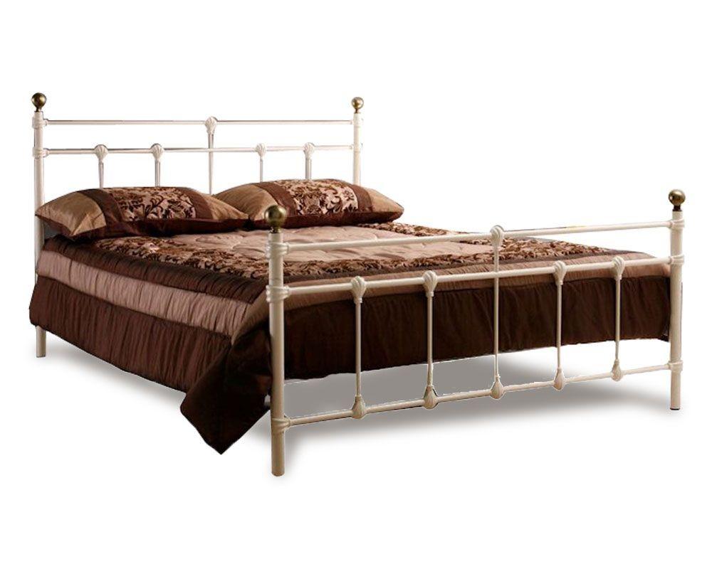 Atlas Cream Three Quarter Bed Frame