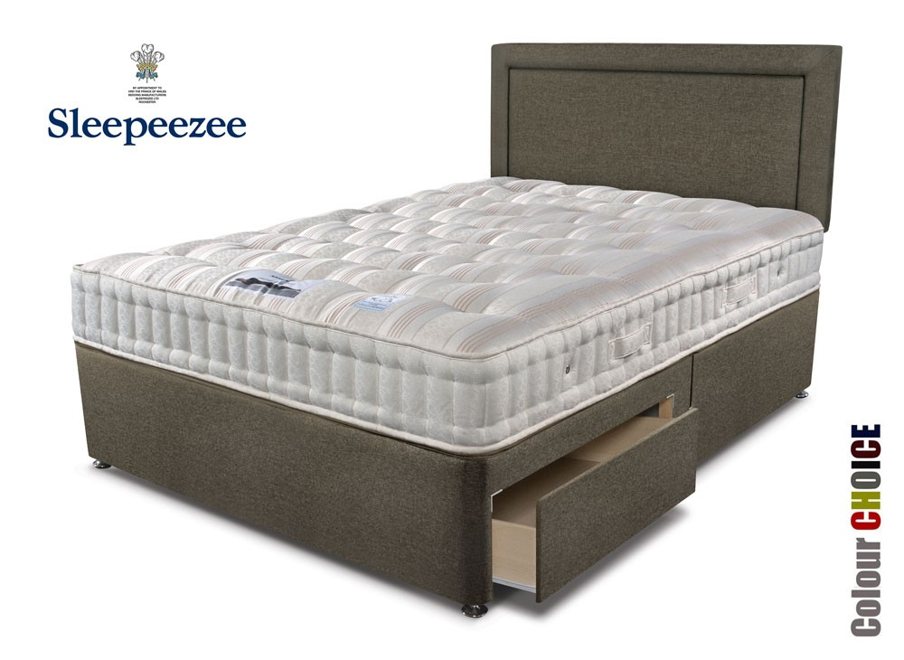 Sleepeezee Backcare Extreme 1000 Divan Bed