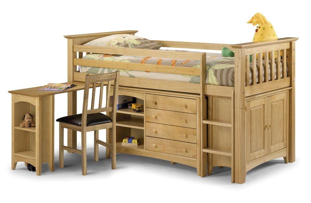 Barcelona Sleep Station Cabin Bed