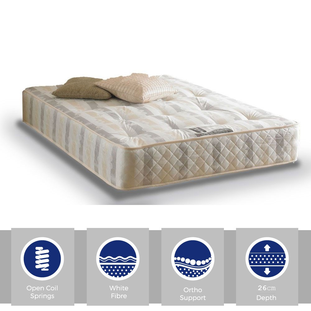 Bard Three Quarter Mattress