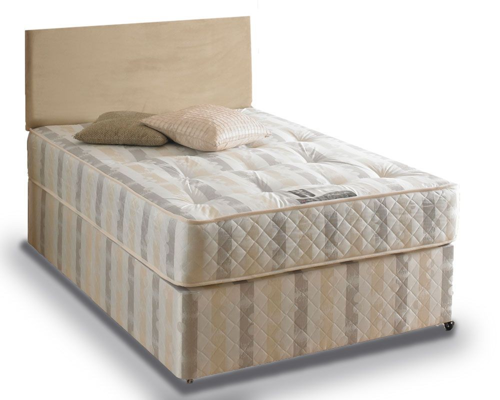 Bard Three Quarter Non Storage Divan Bed
