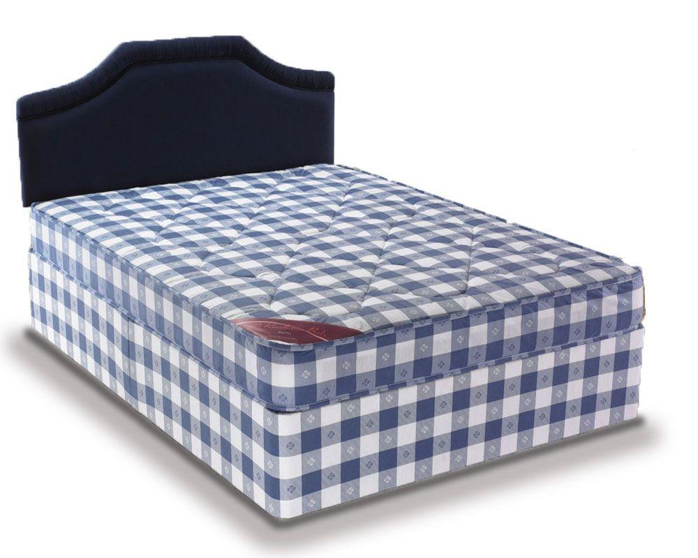 Bella Budget Three Quarter Non Storage Divan Bed