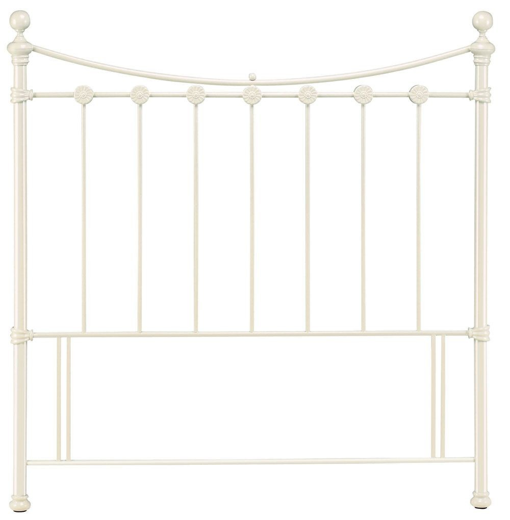 Bentley Designs Alice Antique White Double Headboard