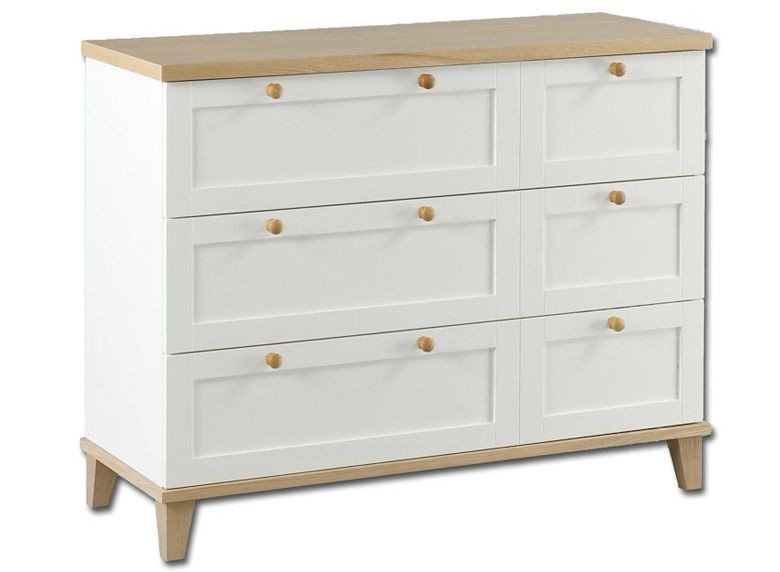 Boston 3 Drawer Chest