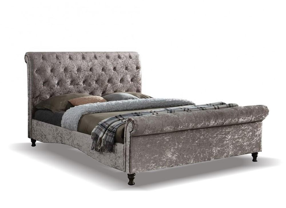 Brigham Oyster Bed Frame