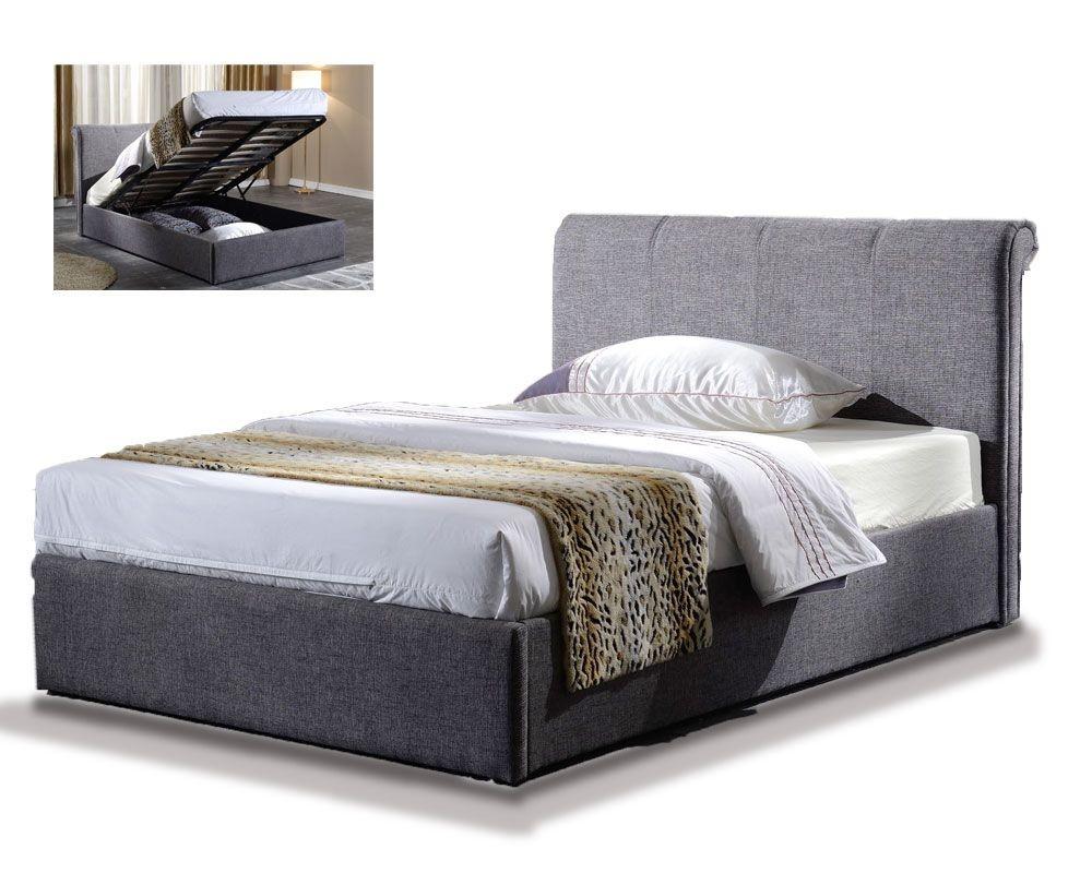 Bryn Kingsize Ottoman Bed Frame