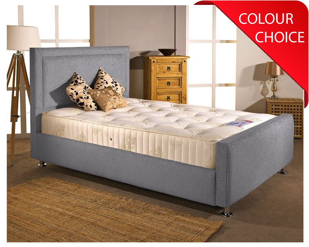 Calvington Bed Frame Choose Colour