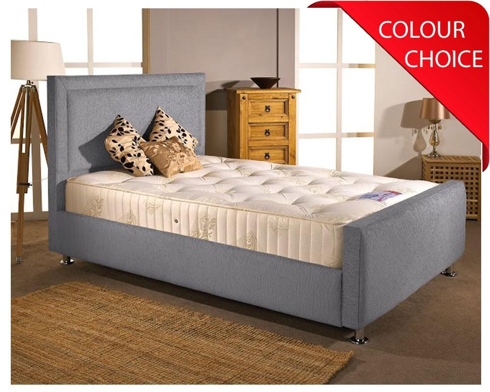 Calvington Bed Frame Choose Colour