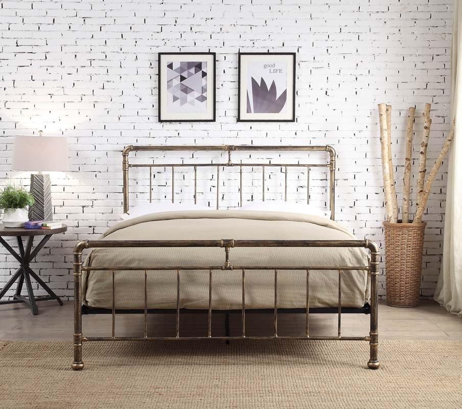 Kilcain Bronze Bed Frame