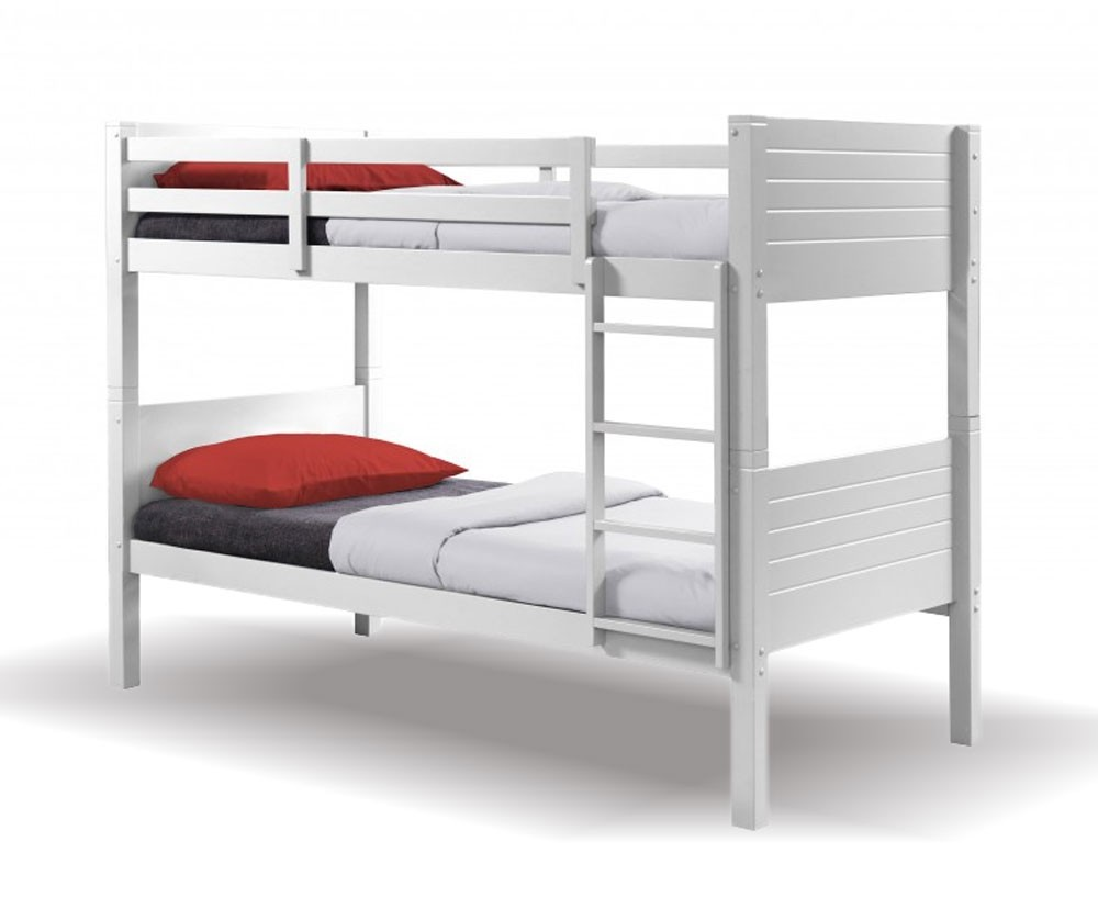 Darcy White Bunk Bed