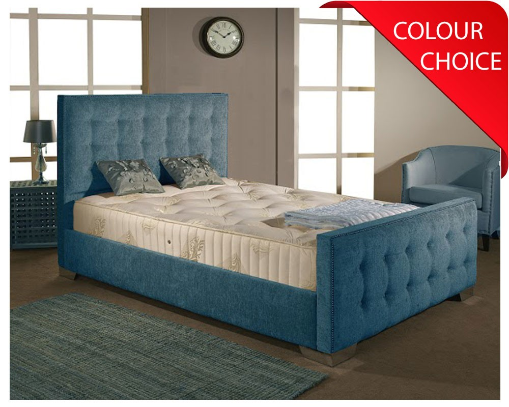 Delta Bed Frame Colour Choice