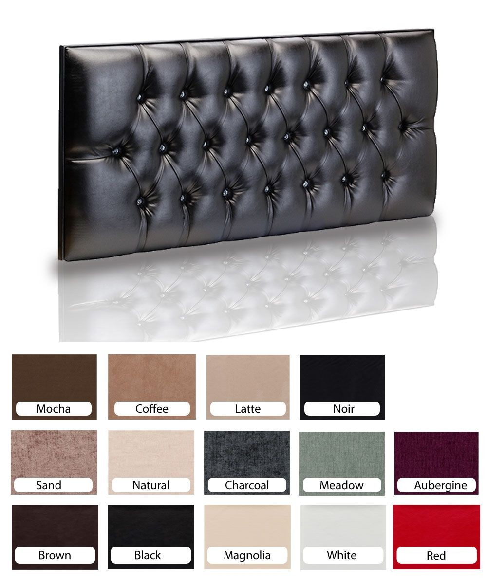 Diamante Kingsize Headboard