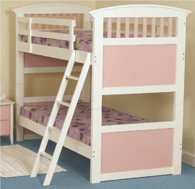 Kipling Pink Bunk Bed