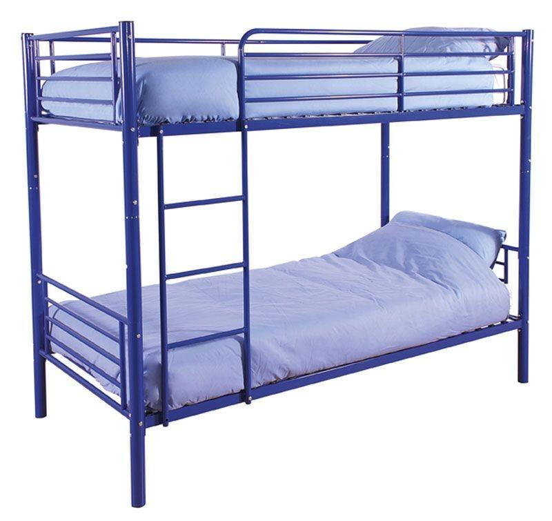Flora Blue Bunk Bed