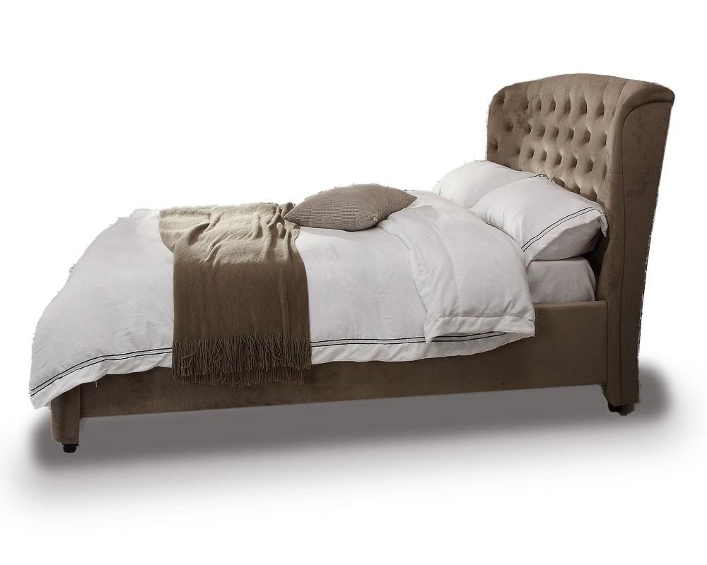 Florence Curved Back Bed Frame