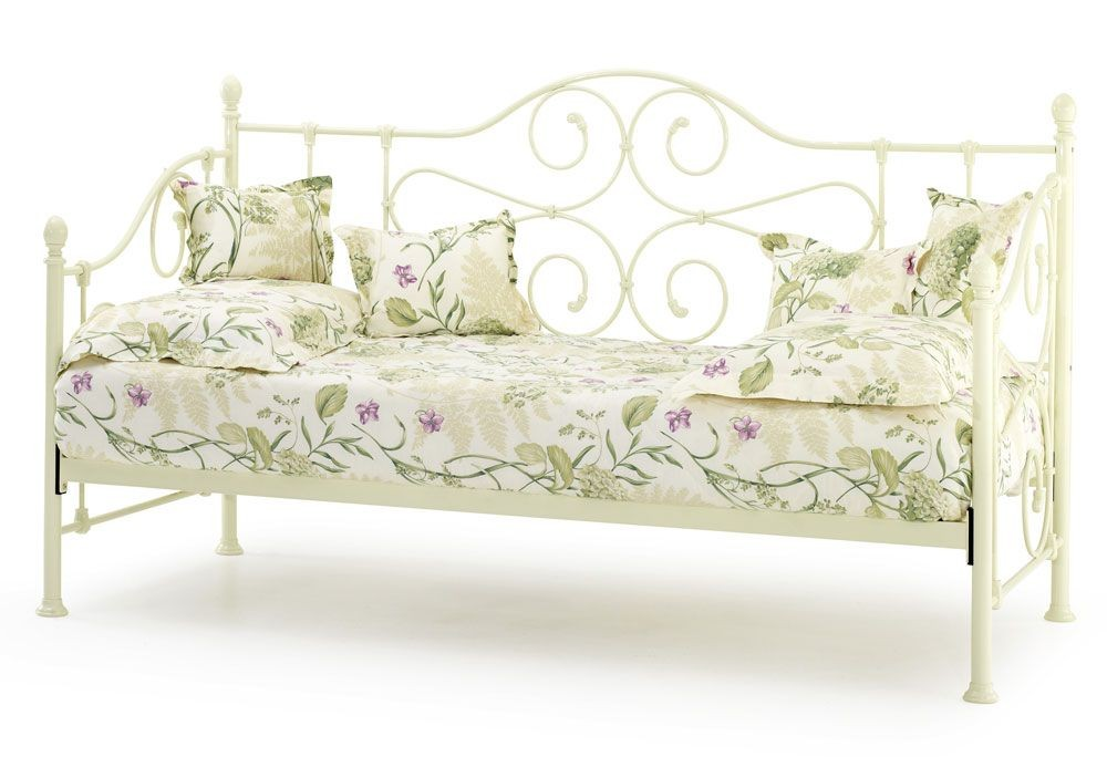 Florence Ivory Day Bed Frame