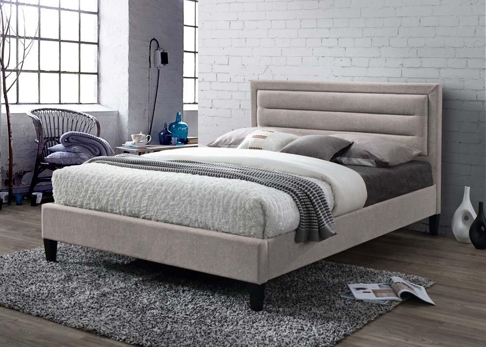 Casso Bed Frame Mink
