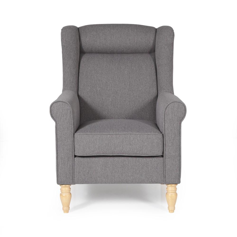Grey Glasgow Occasional Chair