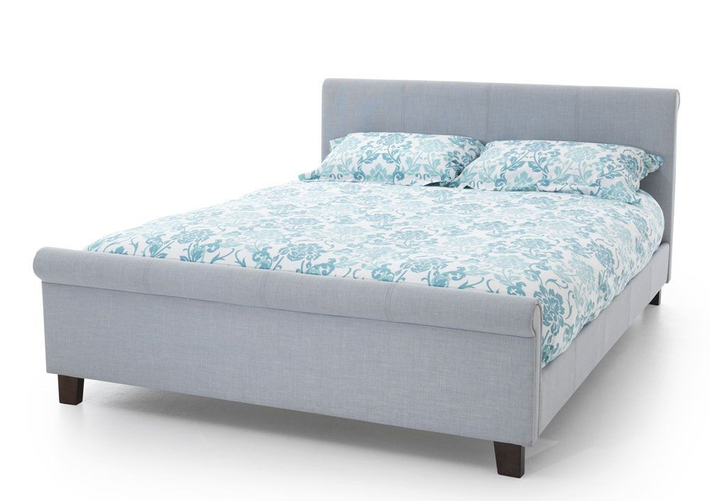 Hansel Ice Double Bed Frame