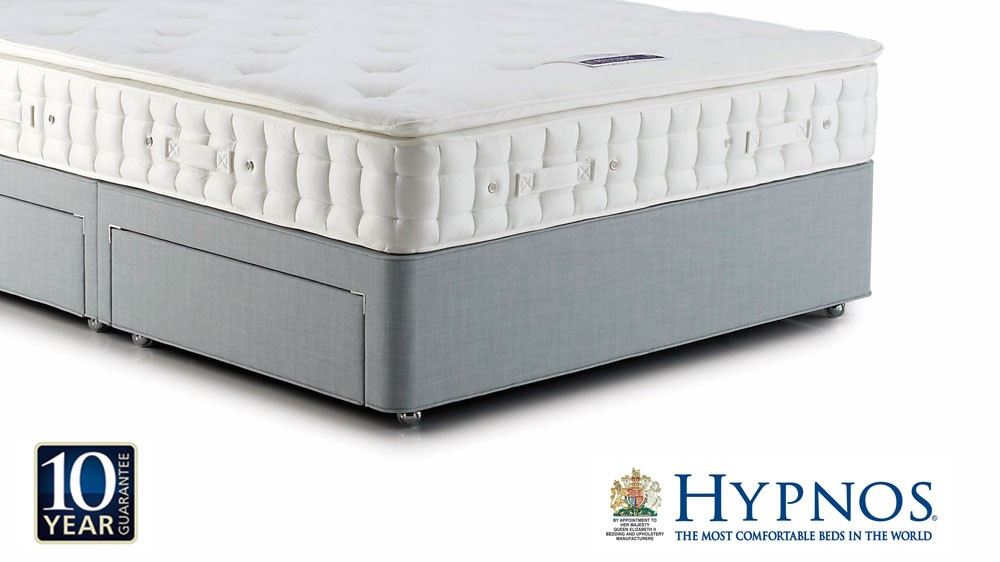 Hypnos Pearl Pillow Top Mattress