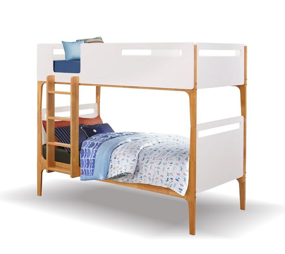 Islington White Bunk Bed
